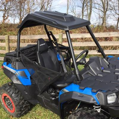 "Polaris Sportsman ACE ""Cooter Brown"" Top"