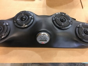 2015+ Polaris RZR 900 4 Speaker Audio / Stereo System (Economy)