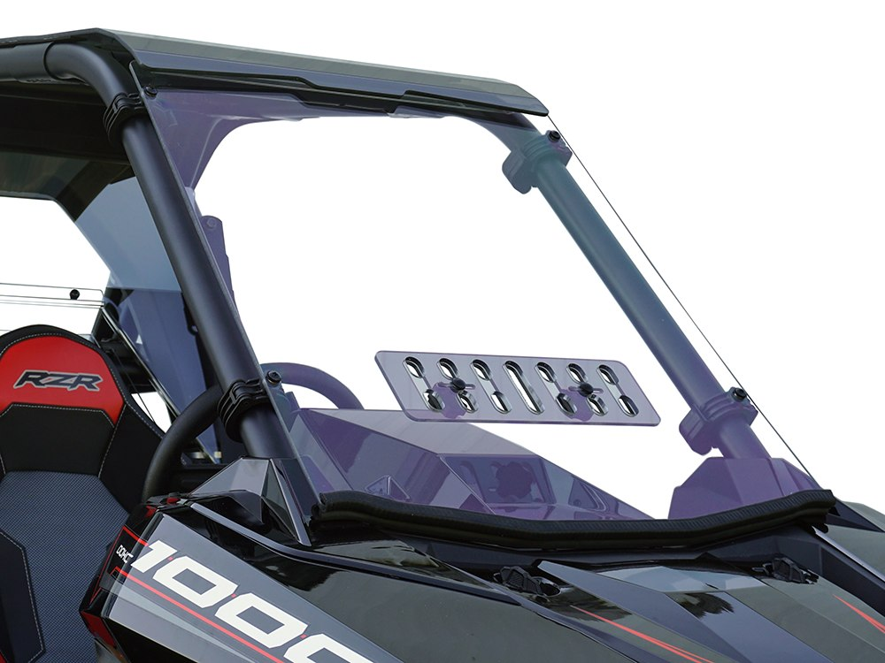 Polaris RZR RS1 Full Venting Windshield With Hard Coat