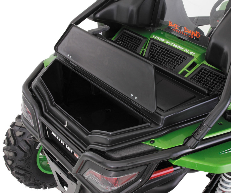 Arctic Cat Wildcat Rear Storage Box