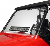 Polaris RZR Full windshield with vent