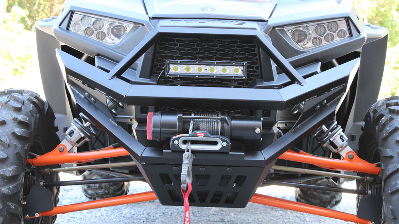 Polaris RZR S 1000 Front Bumper/HEAVY DUTY