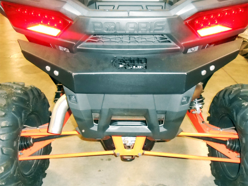 Polaris RZR 1000 Rear Bumper