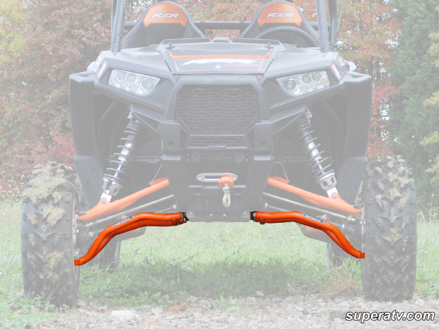 Polaris RZR 1000 Lower High Clearance A-Arms