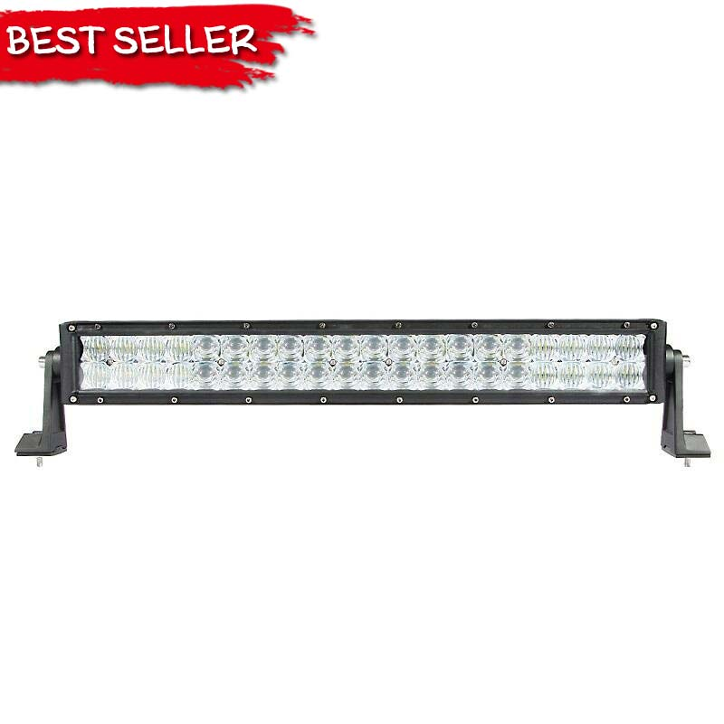 "22"" 120W CREE COMBO STRAIGHT LED LIGHT BAR WITH WIRING HARNESS"