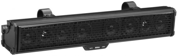 "27"" AMPLIFIED 500 WATT SOUND BAR"