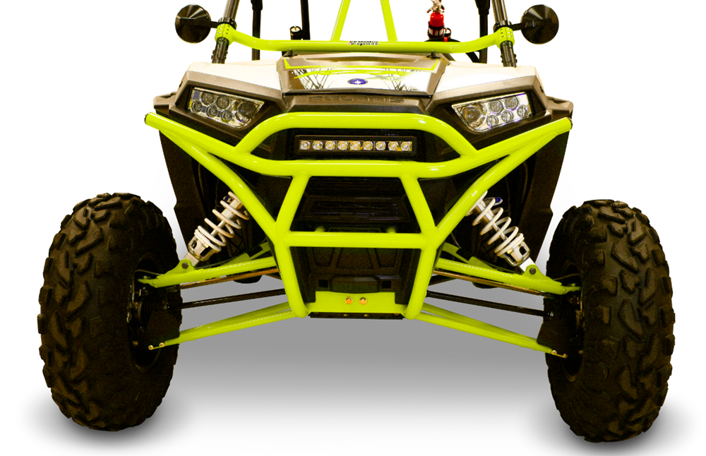 RacePace Front Bumper for RZR XP 1000 and RZR 900 Models