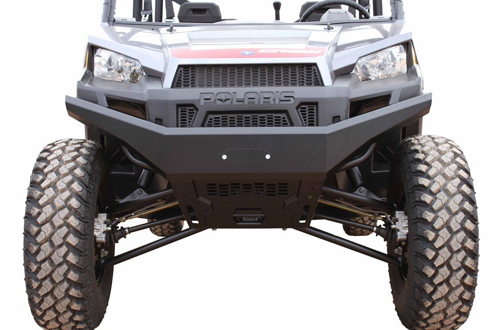 ReadyForce Front Sheet Metal Bumper for Full-Size Polaris Ranger and Crew