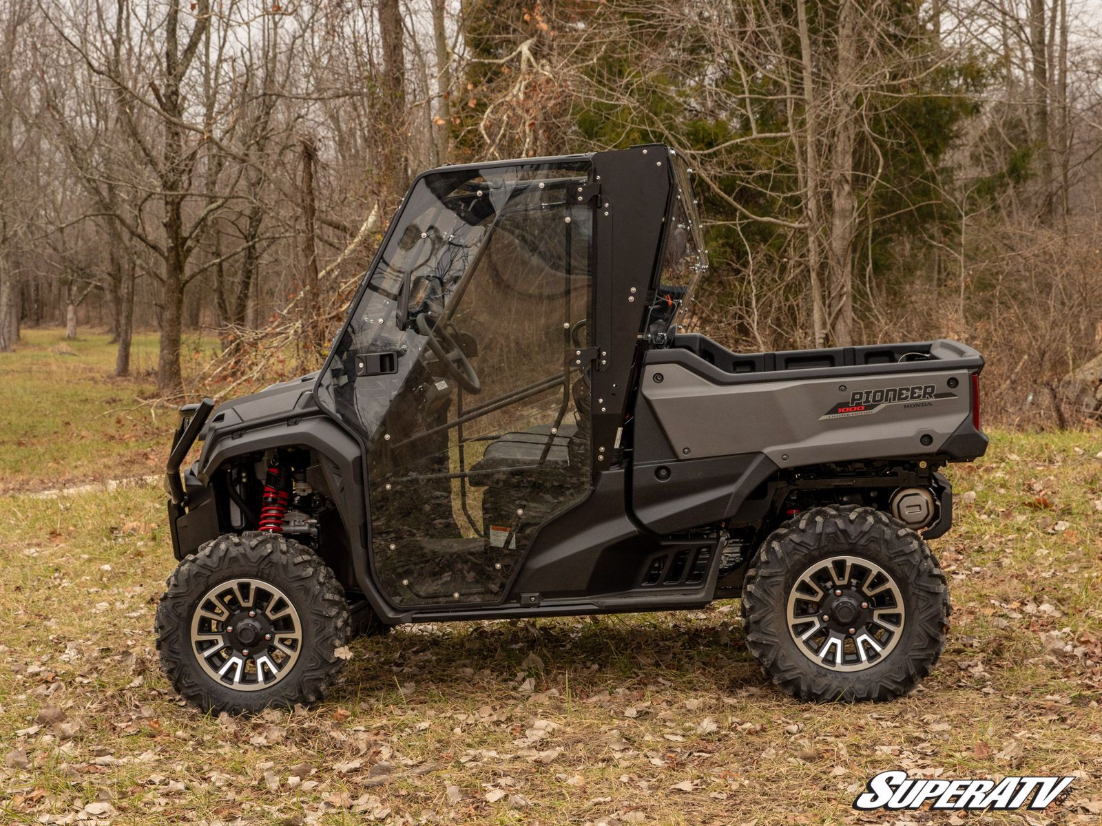 Honda Pioneer 1000 Full Cab Enclosure Doors