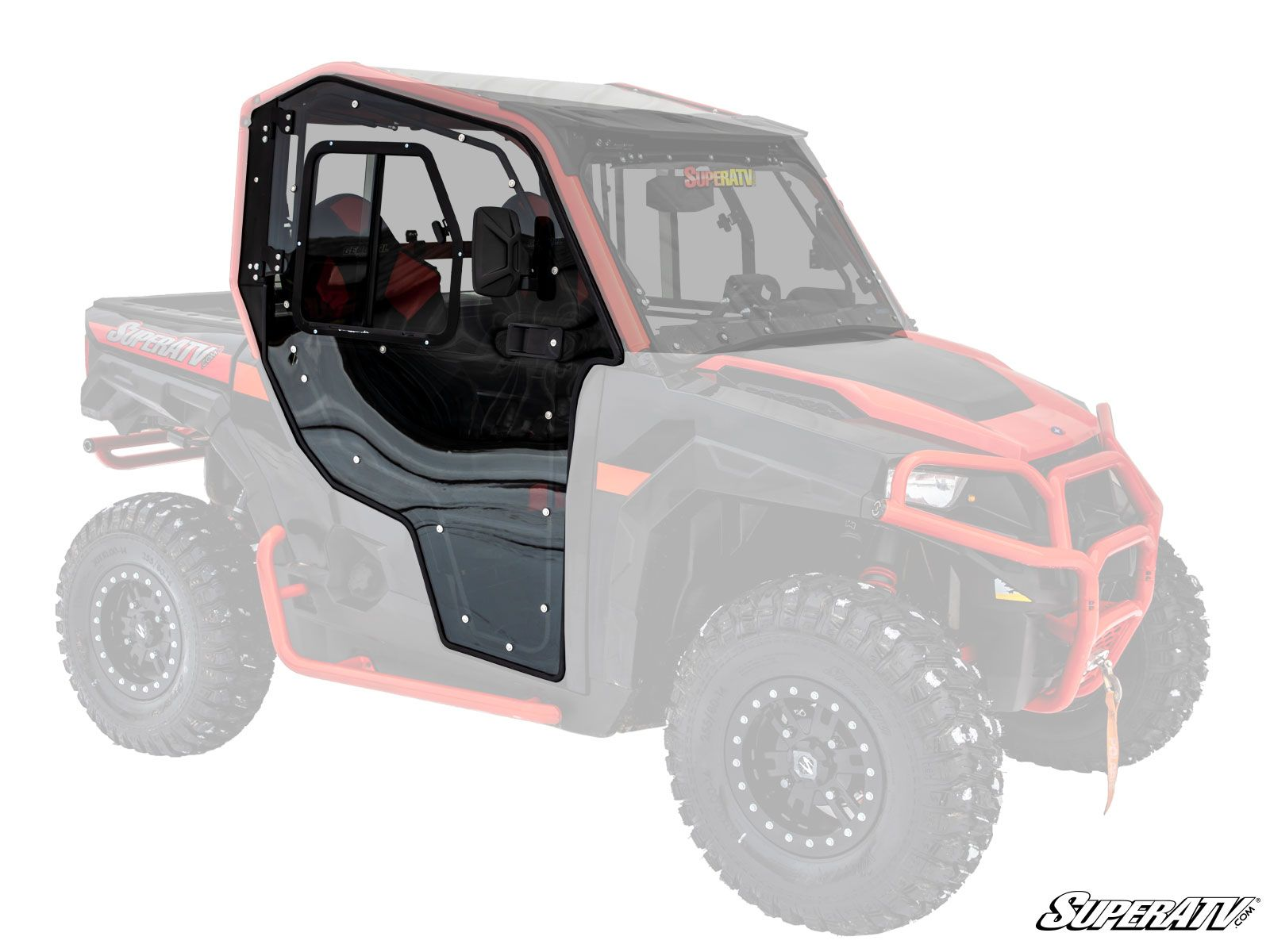 Polaris General Full Doors