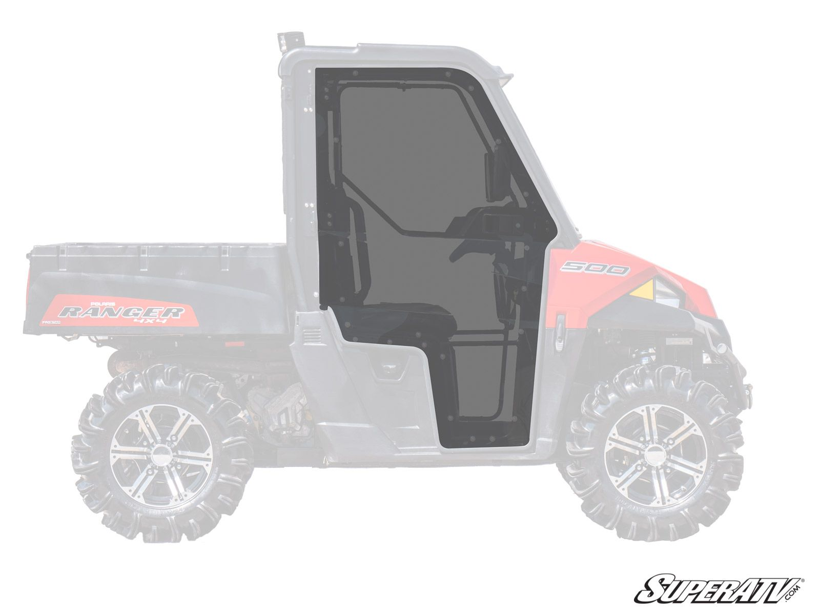 Polaris Ranger Midsize Cab Doors / Side Enclosures