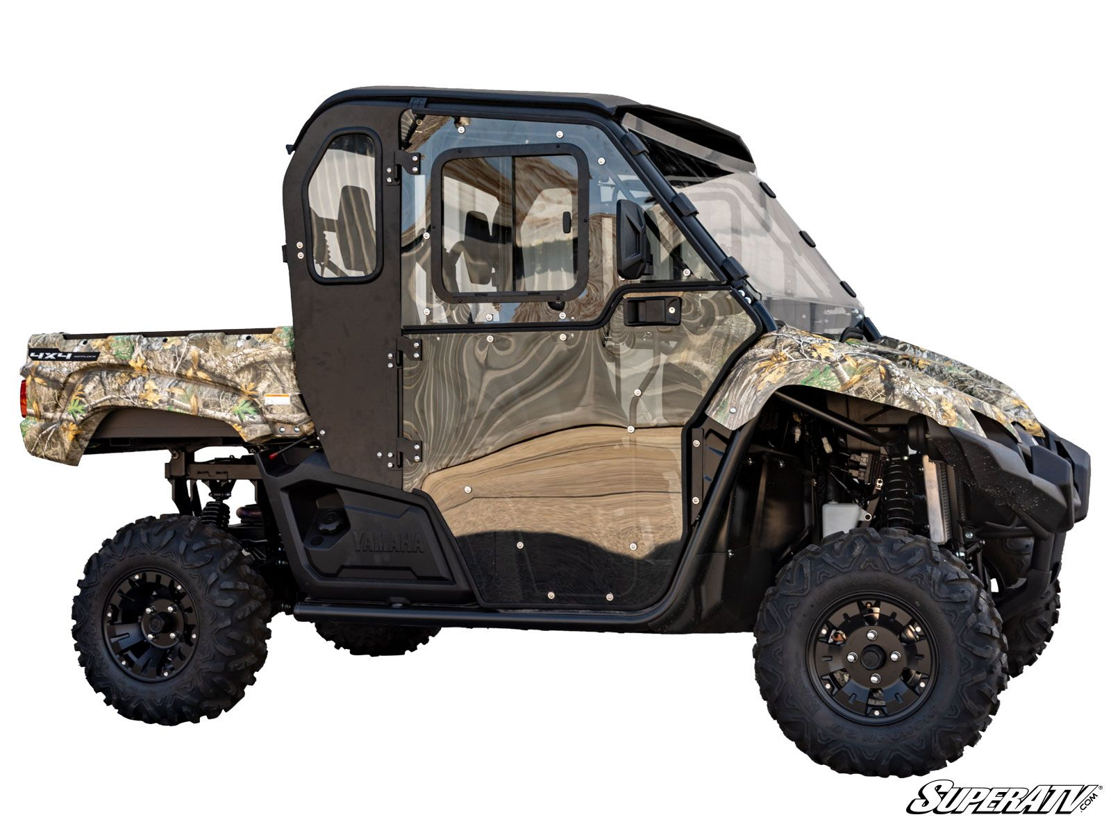 Yamaha Viking Convertible Hard Doors