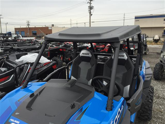 "Polaris RZR S 1000 ""Cooter Brown"" Top"