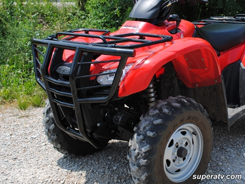 Honda Rancher 420 Front Brush Guard