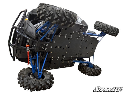 Polaris RZR XP 1000 Full Skid Plate