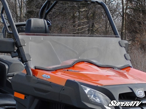 CFMOTO UForce 800 Clear Half Windshield