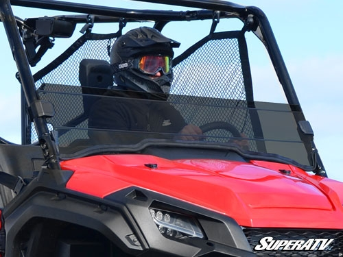 Honda Pioneer 1000 Tinted Windshield