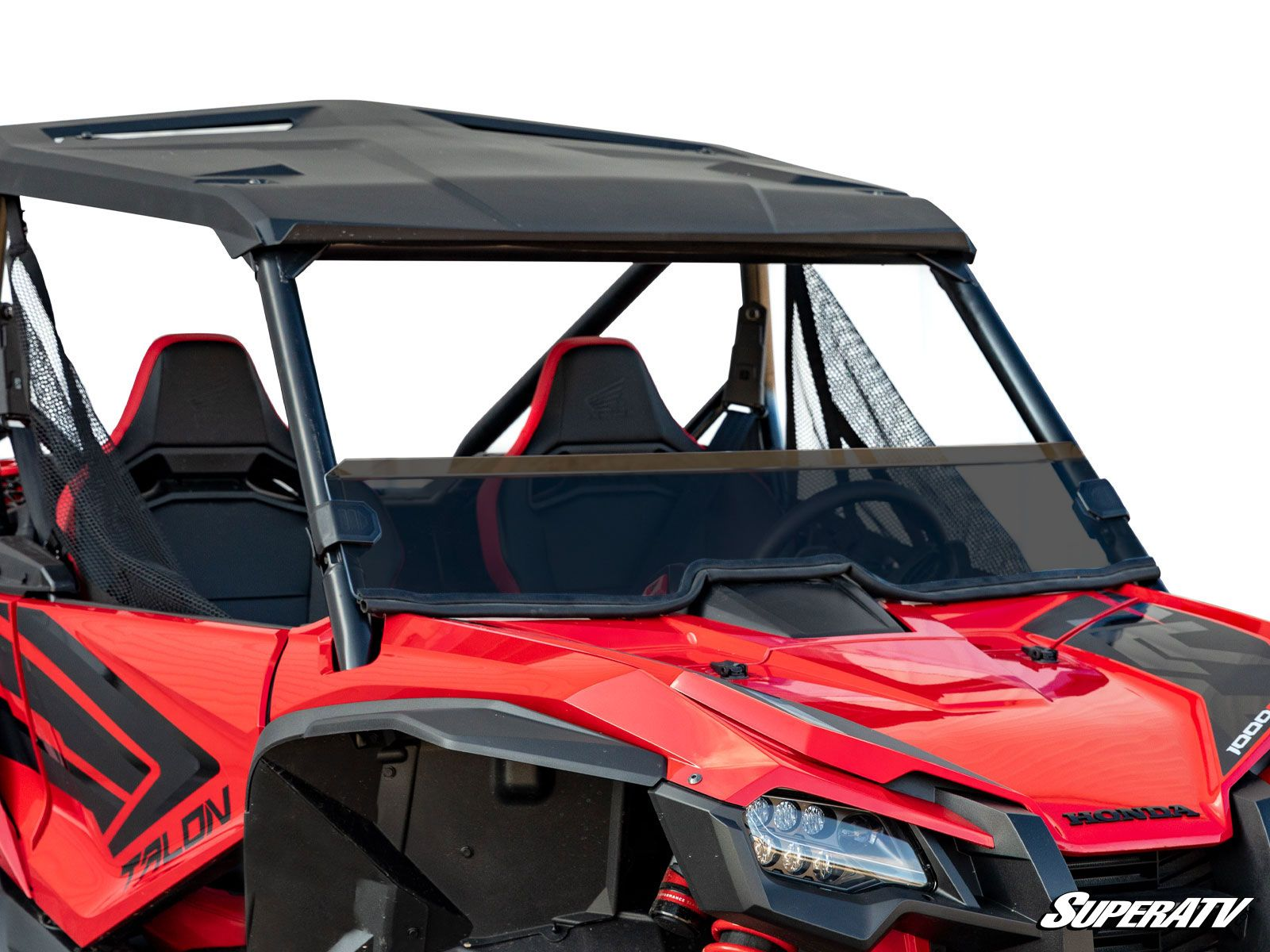 Honda Talon 1000 Tinted Half Windshield