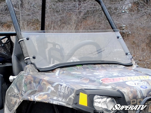 Polaris RZR 170 Clear Half Windshield