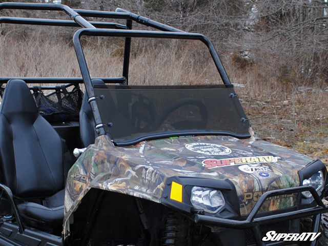 Polaris RZR 170 Tinted Half Windshield