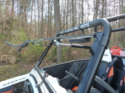 2015+ Polaris RZR 900 Flip Up Windshield