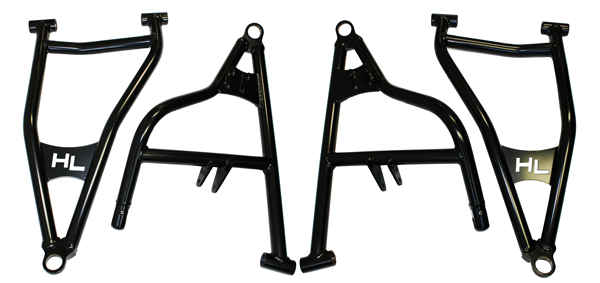 2017-2018 Polaris RZR XP 1000 Front Forward Upper & Lower Control Arms