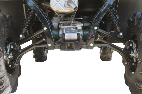 Kawasaki Mule Pro Rear Raked Upper & Lower Control / A-Arms Arms
