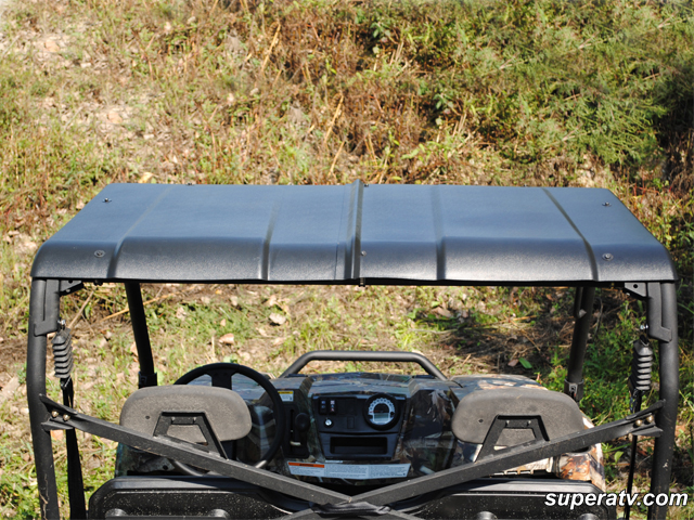 Polaris Ranger Midsize Plastic Roof (read fitment)
