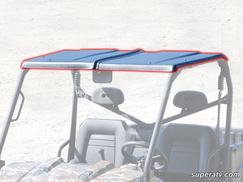 Polaris Ranger Plastic Roof (read fitment)