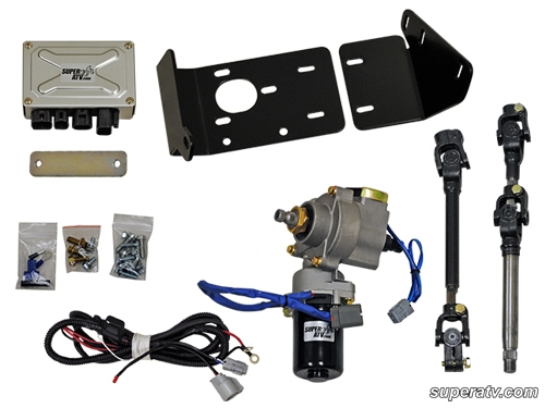 Polaris RZR 1000 Power Steering Kit