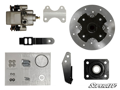 Honda Utility ATV Rear Disc Brake Kit