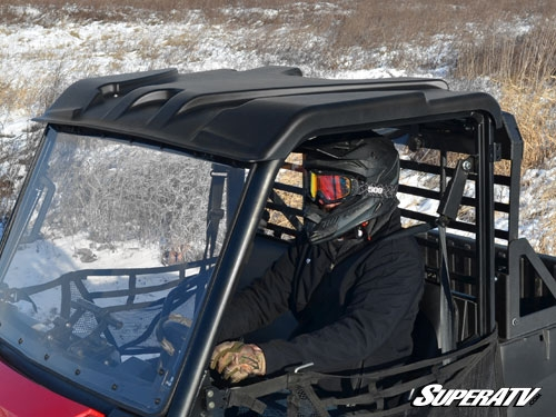 Polaris Ranger Midsize (2015+) Plastic Roof (read fitment)