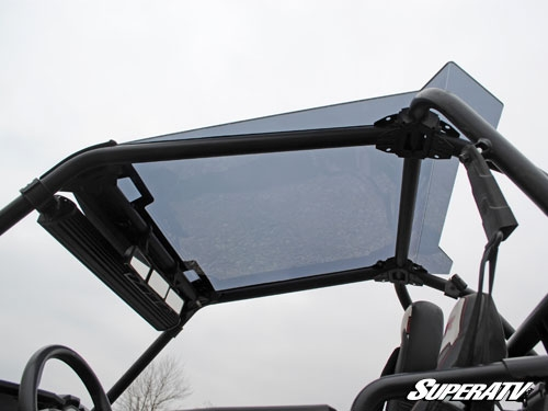 Polaris RZR 2015+ 900 & XP 1000 Tinted Roof With Spoiler