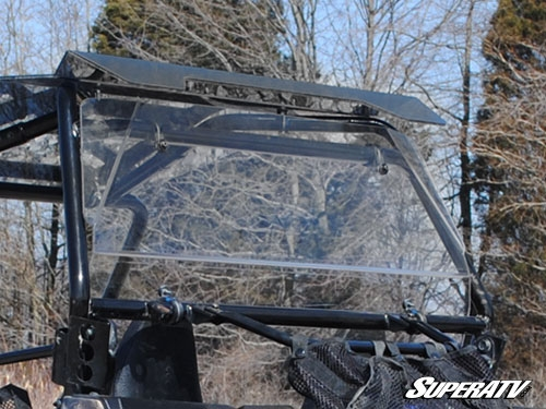 Polaris RZR 170 Scratch Resitant Clear Rear Windshield