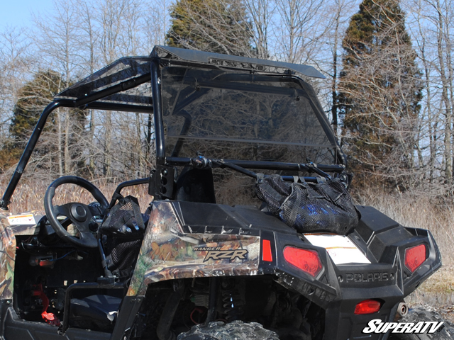 Polaris RZR 170 Tinted Rear Windshield