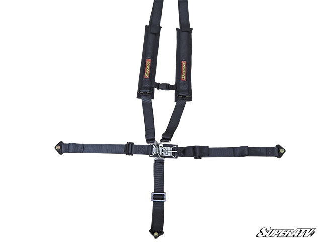 "2"" 5 Point Heavy Duty Off-Road Harness"