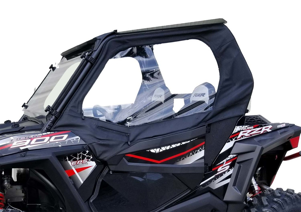 Polaris RZR S 1000 Framed Upper Door Kit