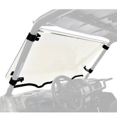 Yamaha Viking Full Tilting Scratch Resistant Windshield