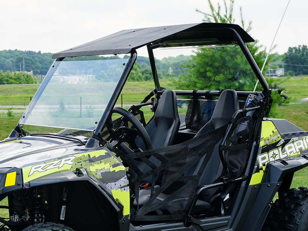 Polaris RZR 170 Roof and Windshield Combo Package