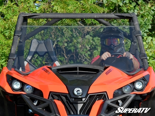 Can-Am Maverick Tinted 3/4 Windshield