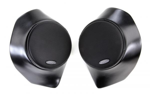 "KAWASAKI TERYX FRONT SPEAKER PODS WITH 120 WATT 6 1/2"" SPEAKERS"