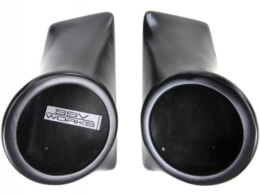 "ARCTIC CAT WILD CAT FRONT SPEAKER PODS WITH 120W 6.5"" SPEAKERS"