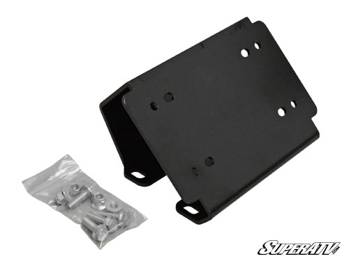 Can-Am Defender Winch Mounting Plate