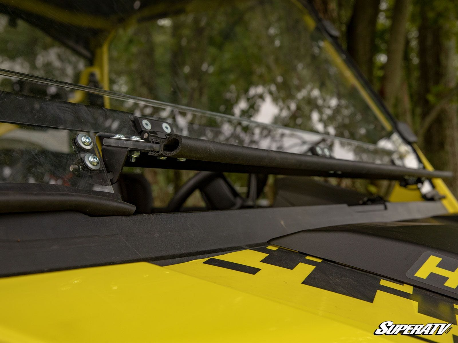 Can-Am Defender Vented Full Windshield