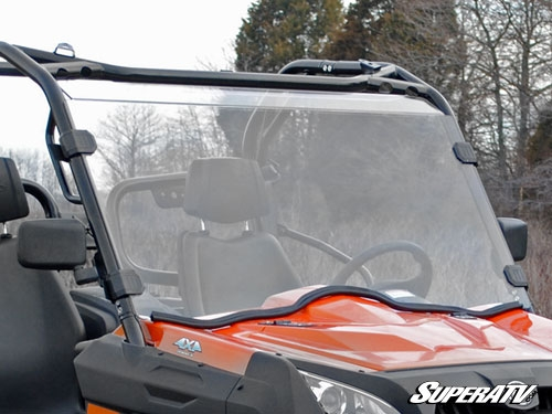 CFMOTO UForce 800 Scratch Resistant Full Windshield