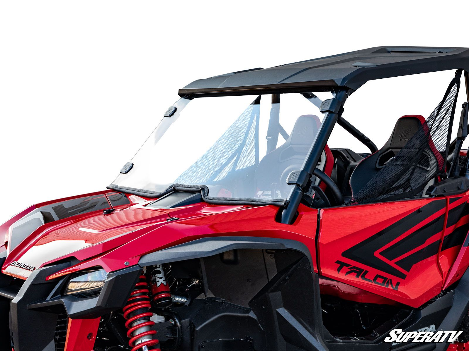 Honda Talon 1000 Scratch Resistant Full Windshield