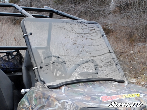 Polaris RZR 170 Scratch Resistant Full Windshield