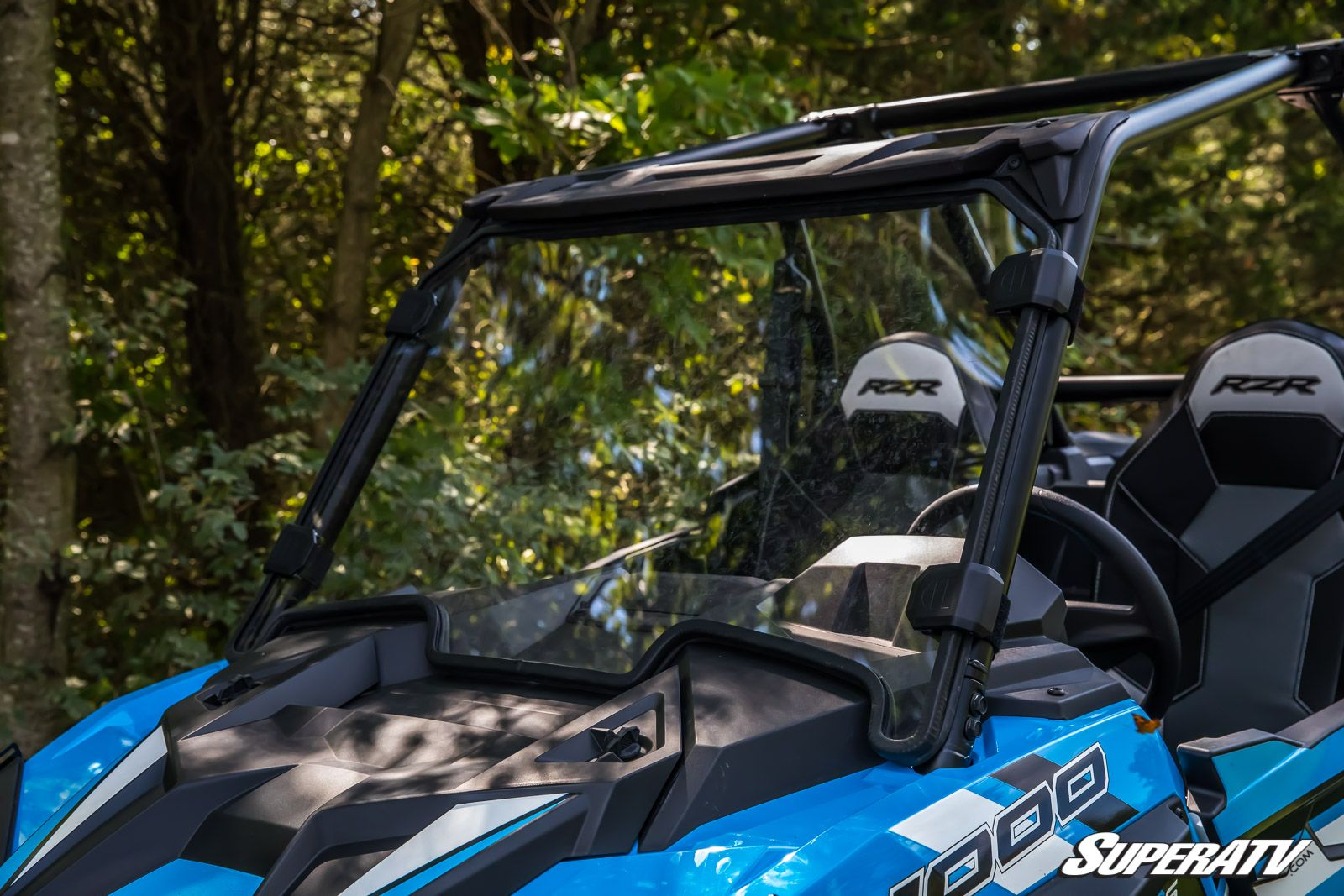 2019+ Polaris RZR XP 1000 & XP Turbo Full Windshield