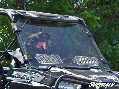 Polaris RZR 900 / 1000 Scratch Resistant Vented Full Windshield