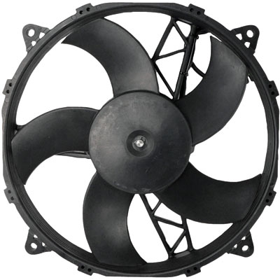 2009-2010 Prowler 1000 Cooling Fan Assembly
